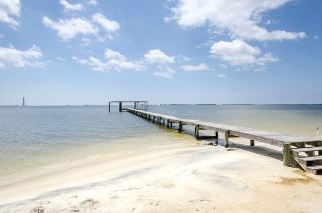 Private Beach On The Santa Rosa Sound The Water Is Only 3 4