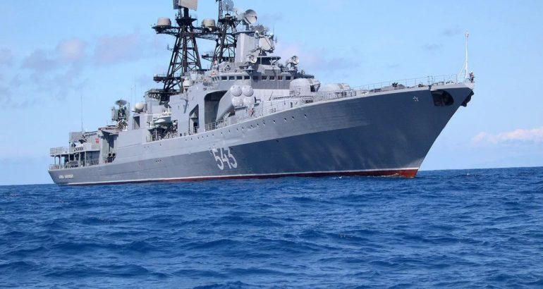 Russia S Pacific Fleet Udaloy Class Destroyer Oscar Ii Class Ssn Set For Tsirkon Missile Upgrade In 2020 Naval Soviet Navy Battleship