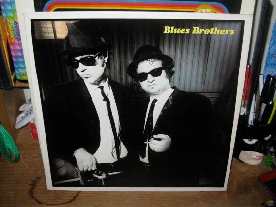 The Blues Brothers Briefcase Full Of Blues By Hannibalstoysnmore 9 00 Blues Brothers Blue Vinyl Vinyl Sales