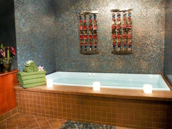 31 Erstaunliche Multi Color Fliesen Badezimmer Designs - Kinderbett