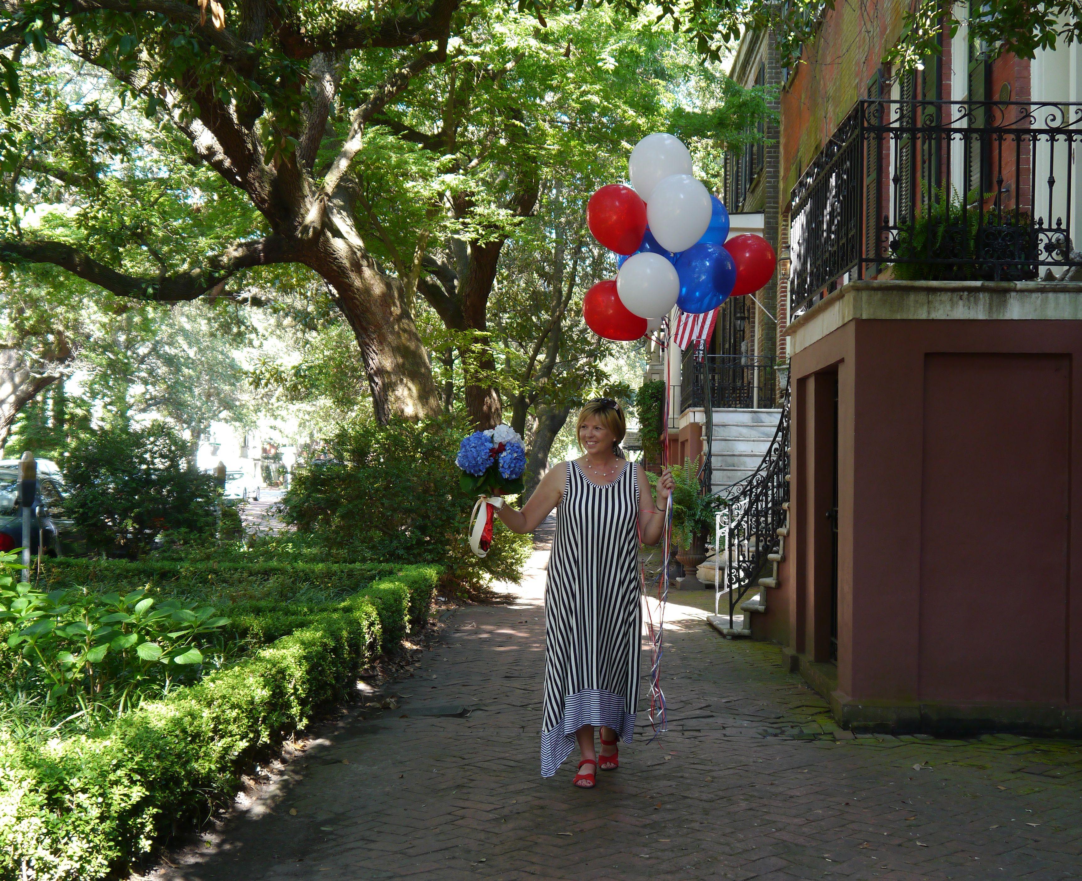 Here! Here! Jackie Heinz of Zeigler House Inn in Savannah