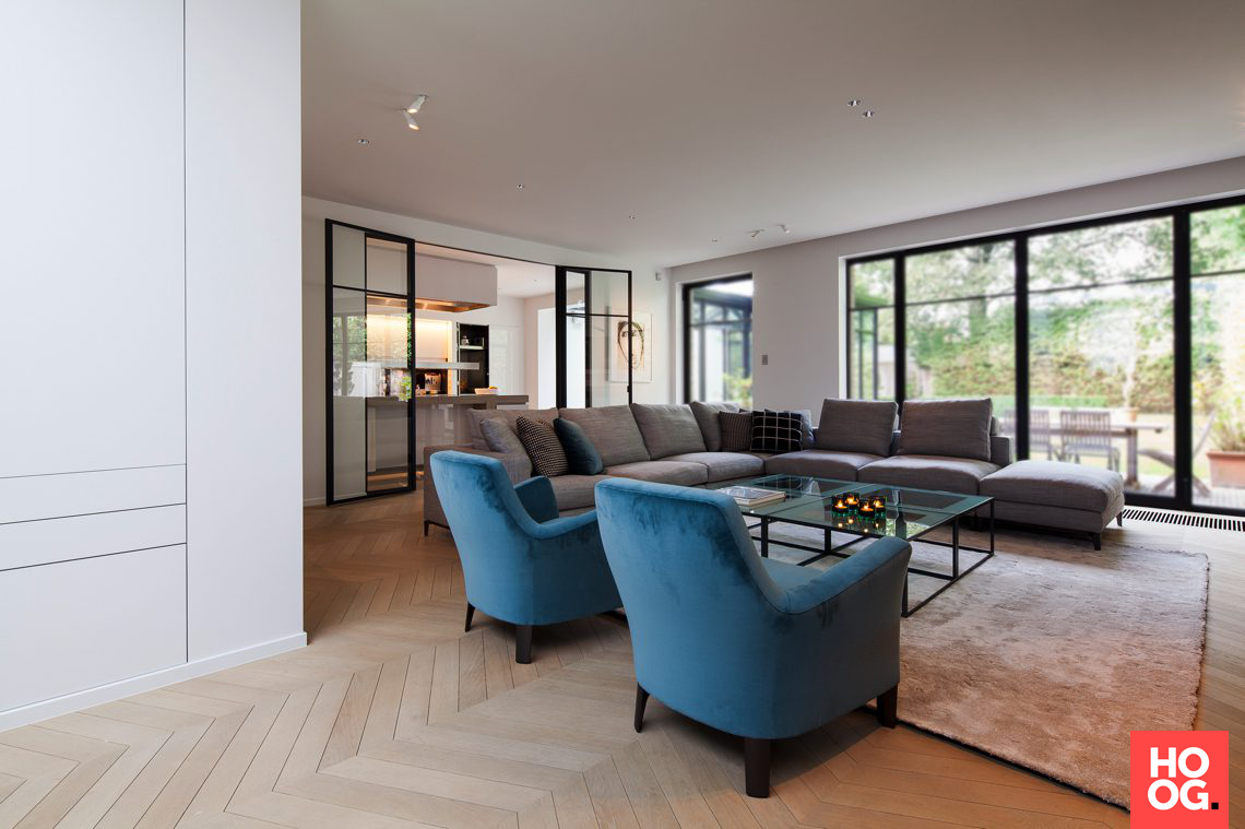 Luxe villa in uden domotica en audio prowork