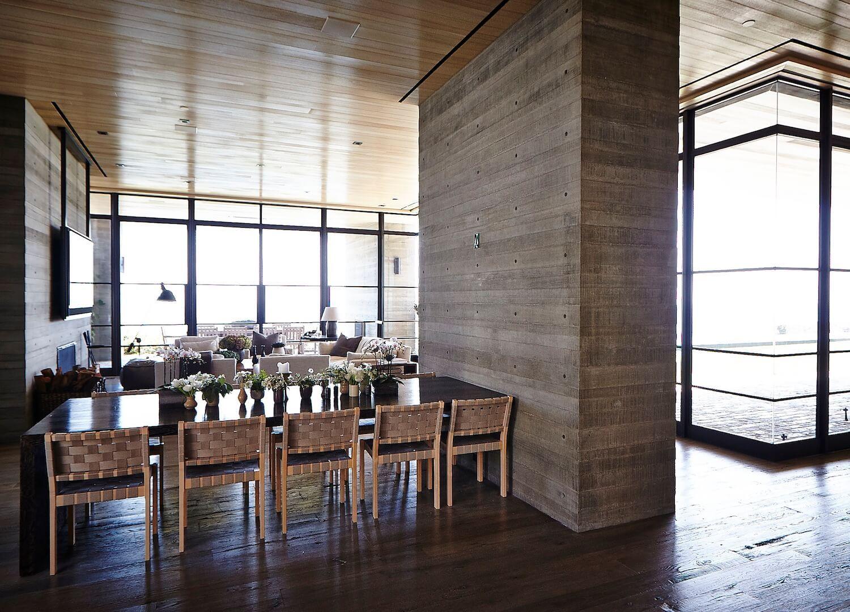 Scott Mitchell Studio / Rappaport Residence, Malibu (interiors: Denise  Kuriger)