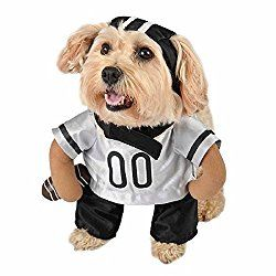 Football Player Dog Costumes With Without Arms Dog Football