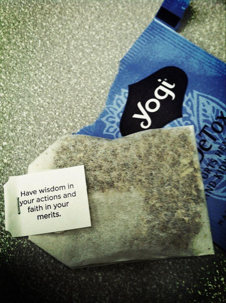 yogi tea spreuken I love yogi tea spreukenik ook | Nice! | Yoga meditation  yogi tea spreuken