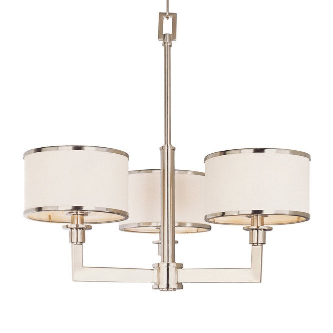Check out soft contemporary chandelier 3 light from shades of light