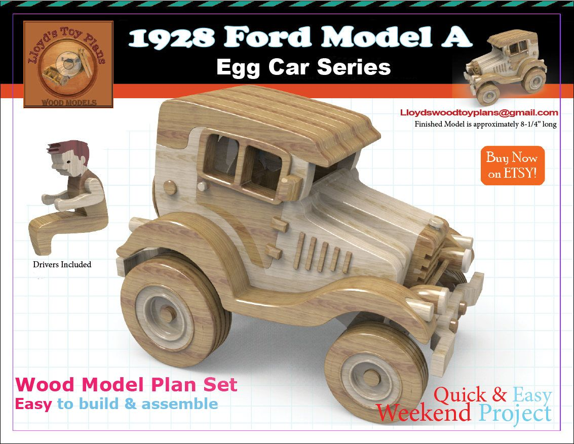 1928 ford model a | garage | wood toys plans, toys, wooden toys
