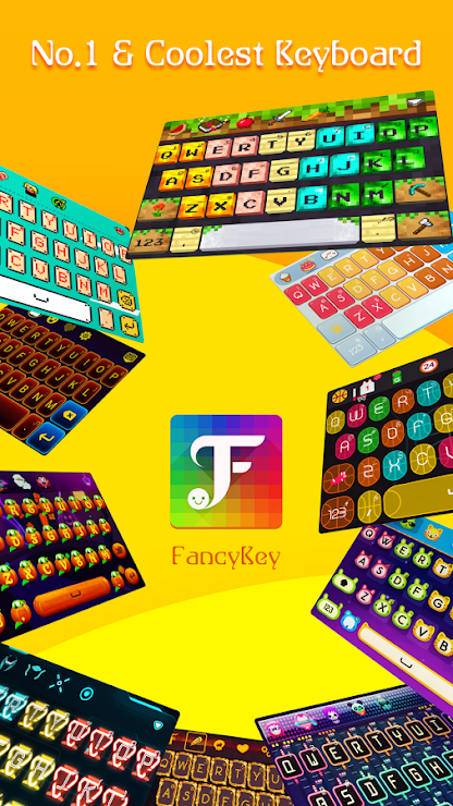FancyKey Keyboard – Cool Fonts 4 5 Plus APK Download | Android Apps