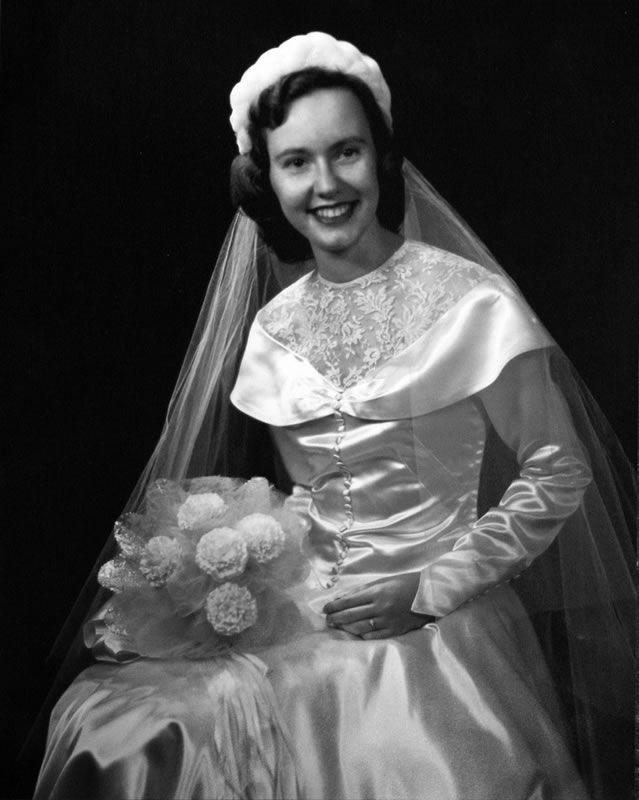 A History Of Wedding Veils
