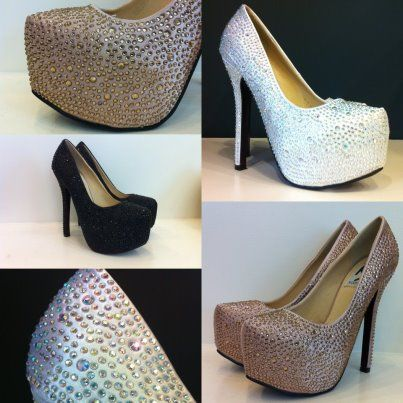 #crystal #pumps #musthave #need #chic #louboutin #inspired #heels #want only $59.99 at #sophieandtrey