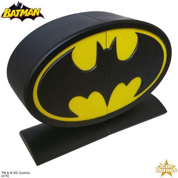 DC Comics Justice League Superhero Silhouette Bookends