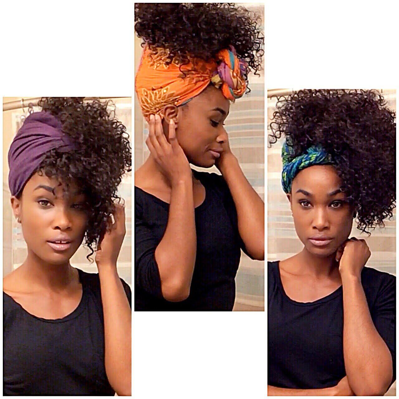 The Wrap Life Hair Wraps Natural Hair Styles Hair Scarf Styles