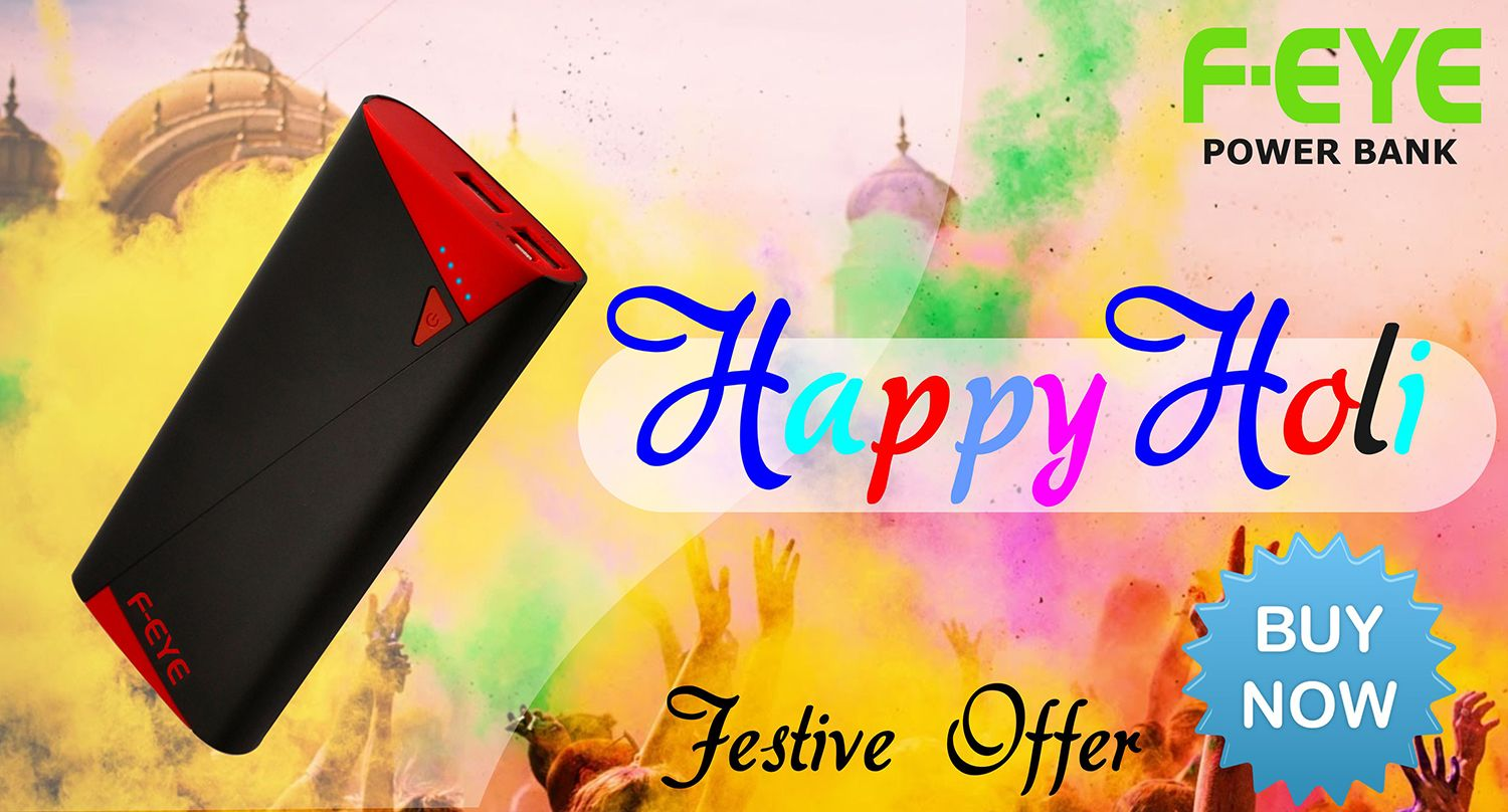 #Enjoy_Holi_Deals_on_Amazon_India GET Best Deal and Offer Up to 60% Off  http://www.amazon.in/dp/B015A5RTA8 #powerbank #powerbankformobile #bestpowerbank #holiofferonnpowerbank