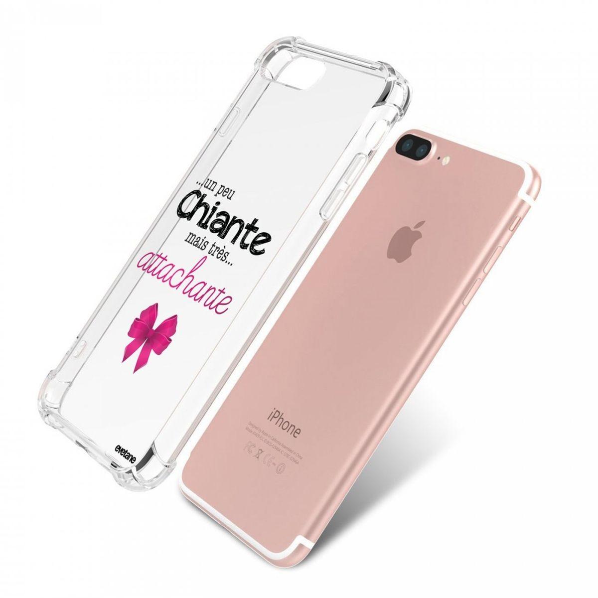coque souple iphone 7 plus metal