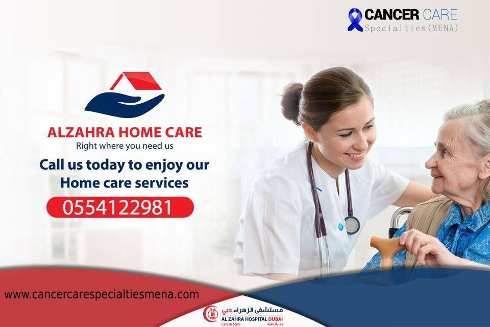 At al Zahra home care we make sure our patient receive the