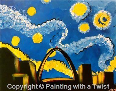 Starry St.Louis
