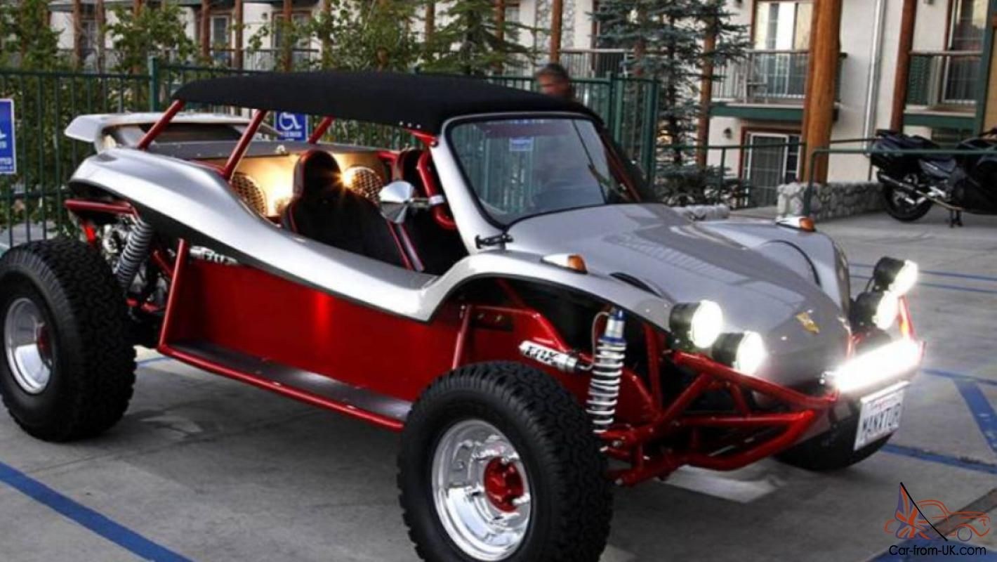 Dual sport myers manx dune buggy built with the best of everything it is a ca street legal dune buggy built on a 1972 volkswagen pan with a custom tube