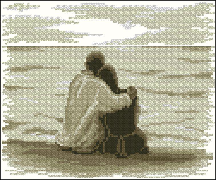 Свидание у моря (Влюбленные)