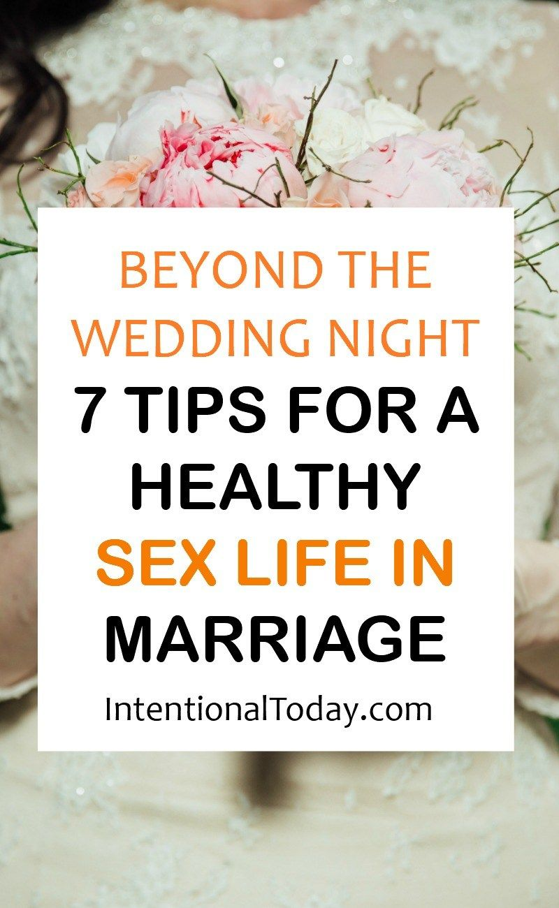 Healthy sex for successful life