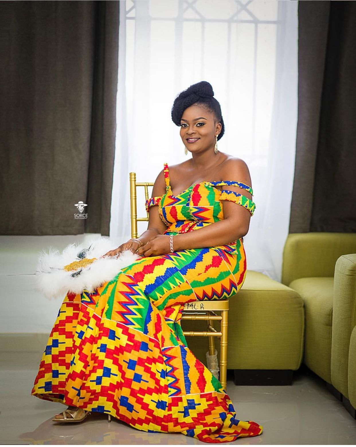 Pin by Anita Anim on Kente in 2019 African fashion