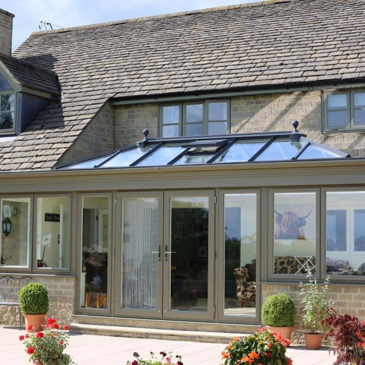 Pin By West Norfolk Glass On Orangeries Orangery Outdoor Decor Conservatory