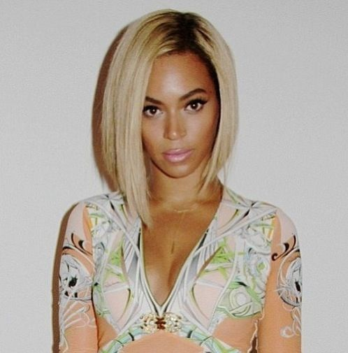 Love beyonces short hair
