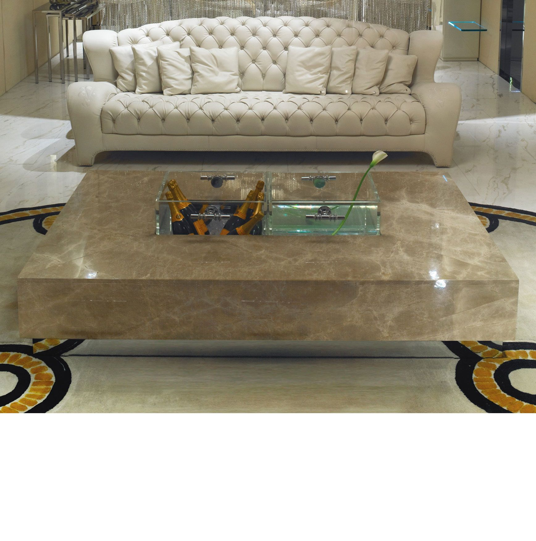Instyle Decor Com Luxury Coffee Tables Cocktail Tables Luxury Interior Design Luxury Life Style Luxury Homes Living Room Decor Decoration Mobilier Table