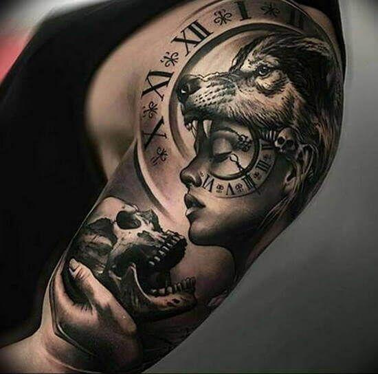Photo of 125 meilleurs tatouages de crâne pour hommes 2019 Les tatouages de poitrine deviennent rapidement …