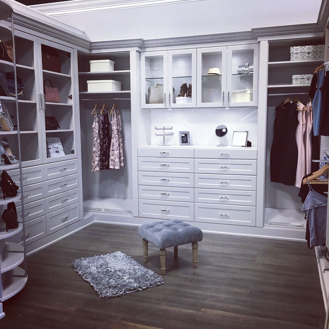 Committed to creatingmagic solutions that fit you Closet