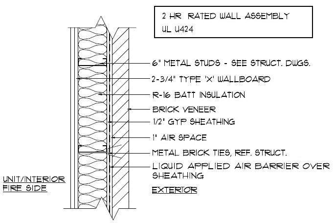 Brick Wall Detail Bing Images Brick Veneer Batt Insulation Brick Wall