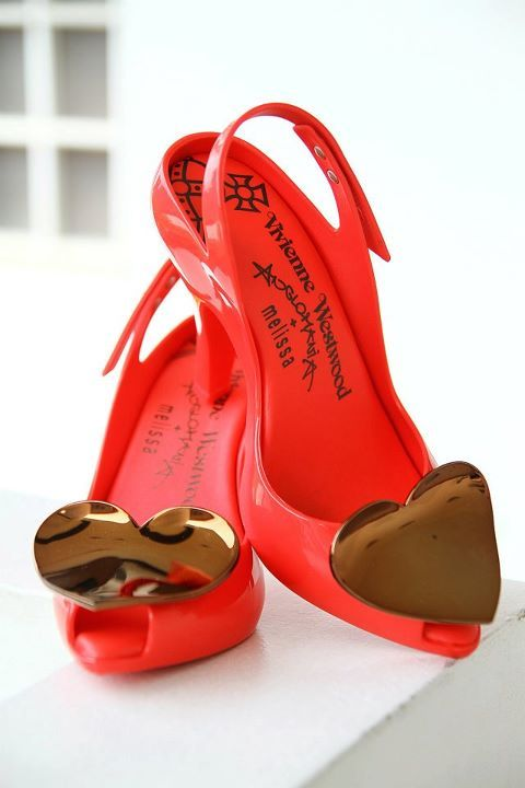 Valentine's shoes!  Alas...not for me.