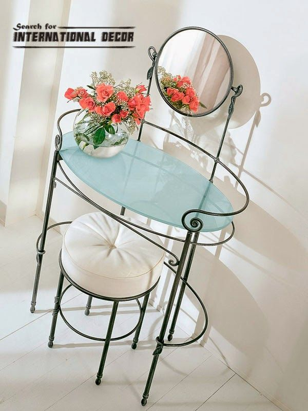 Iron Dressing Table Iron Decor Iron Furniture Diy Yard Furniture