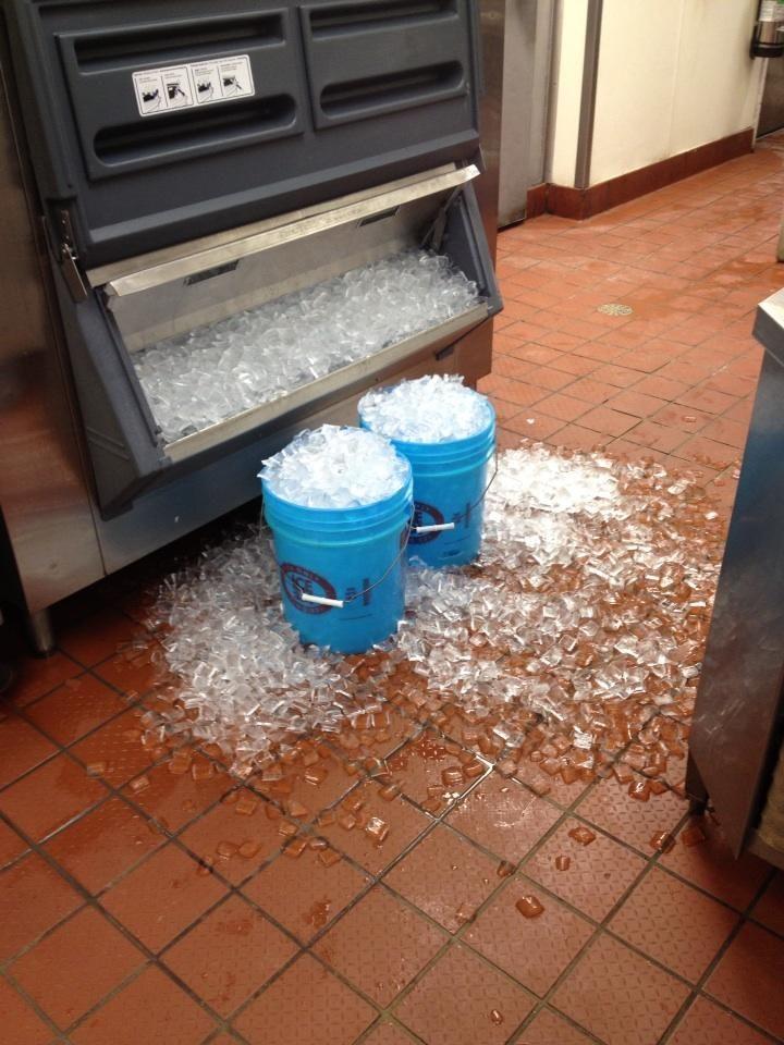 soft pellet ice maker for home