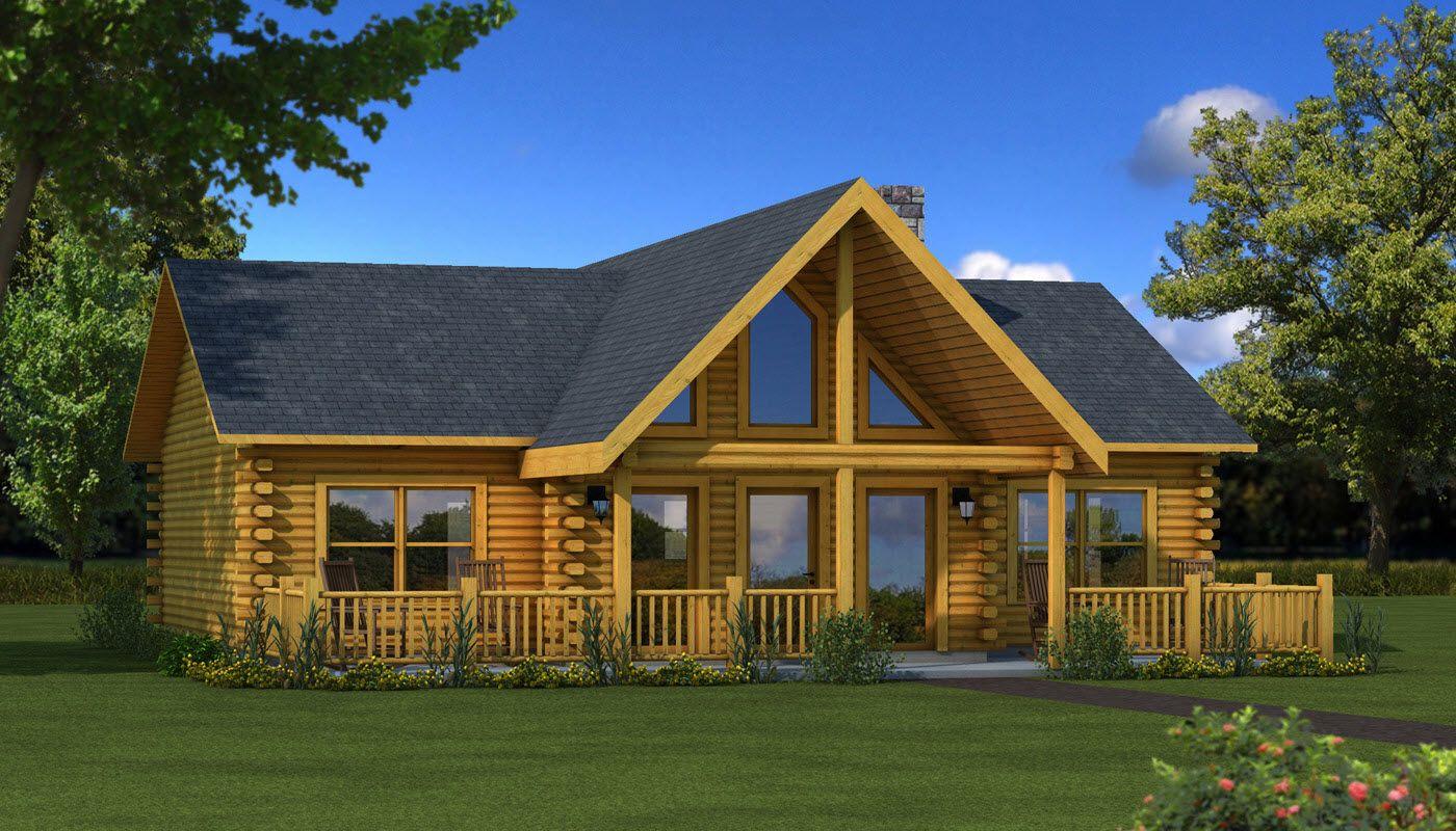 Wateree Iv Plans Information Log Cabin Plans Log