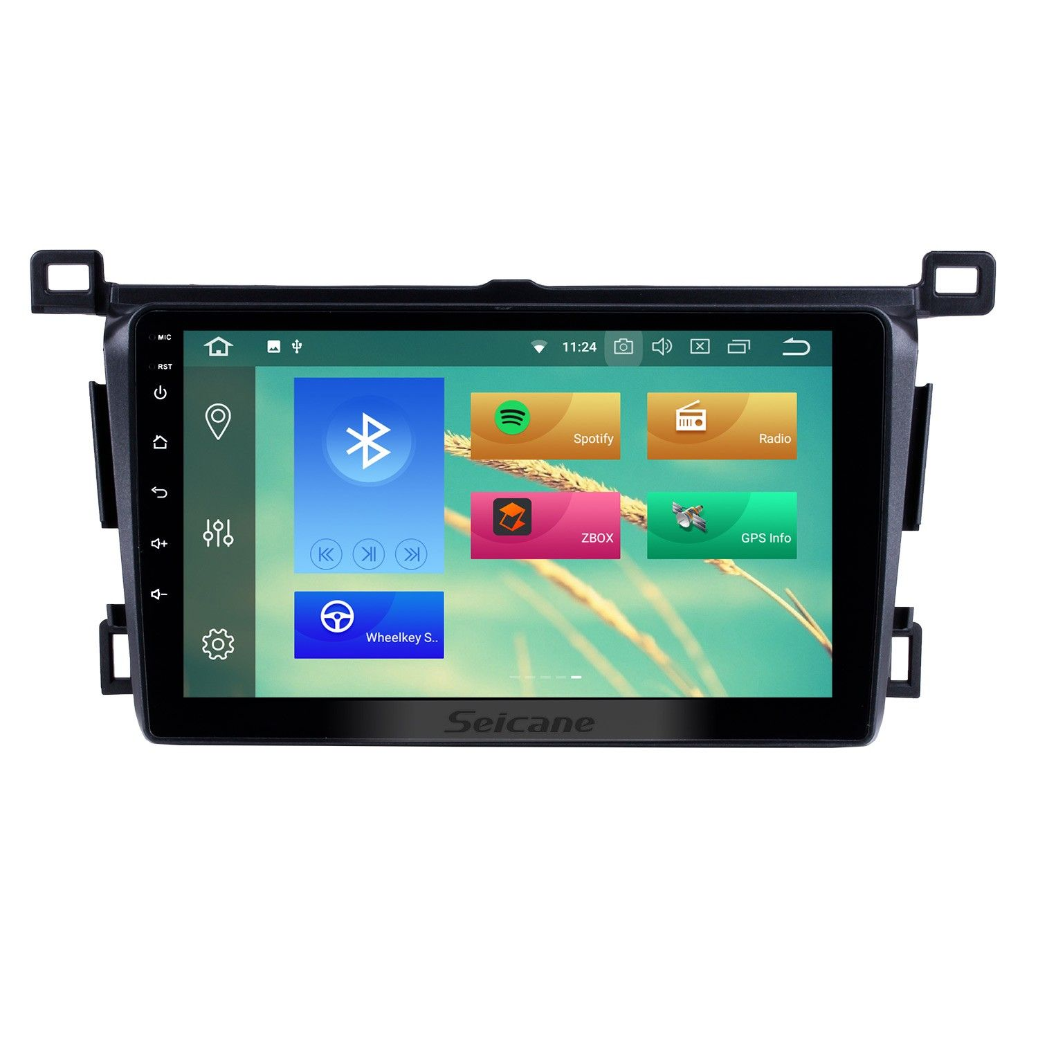 Seicane 9 Inch Android 8 1 Gps Navigation System Radio For 2013