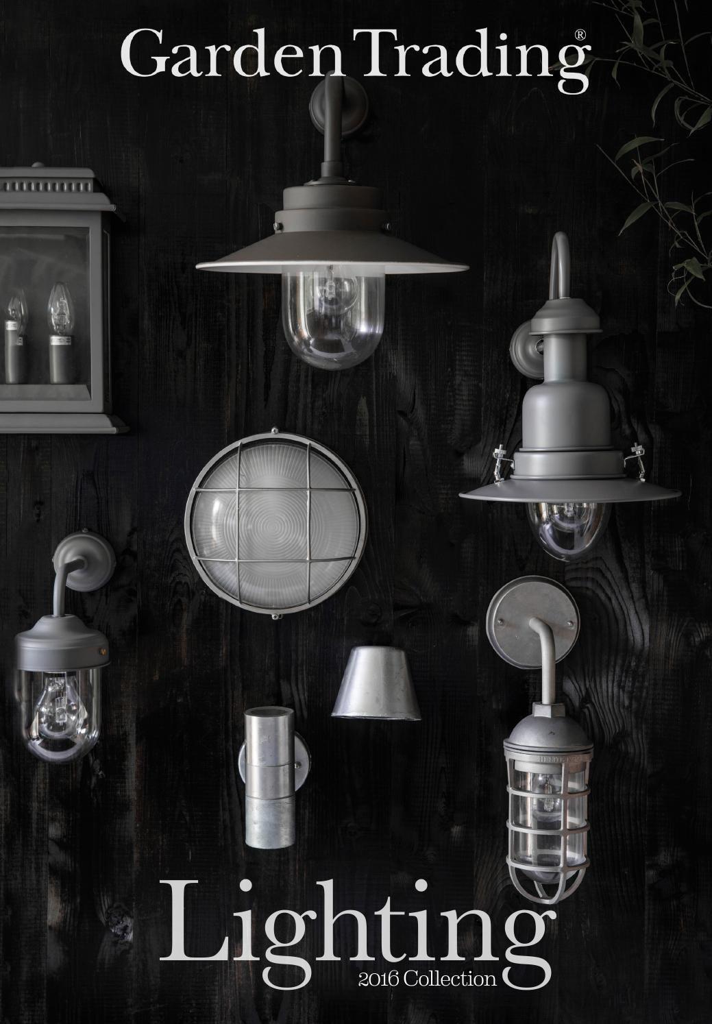 Consumer Lighting Catalogue 2016  Our Lighting range for 2016