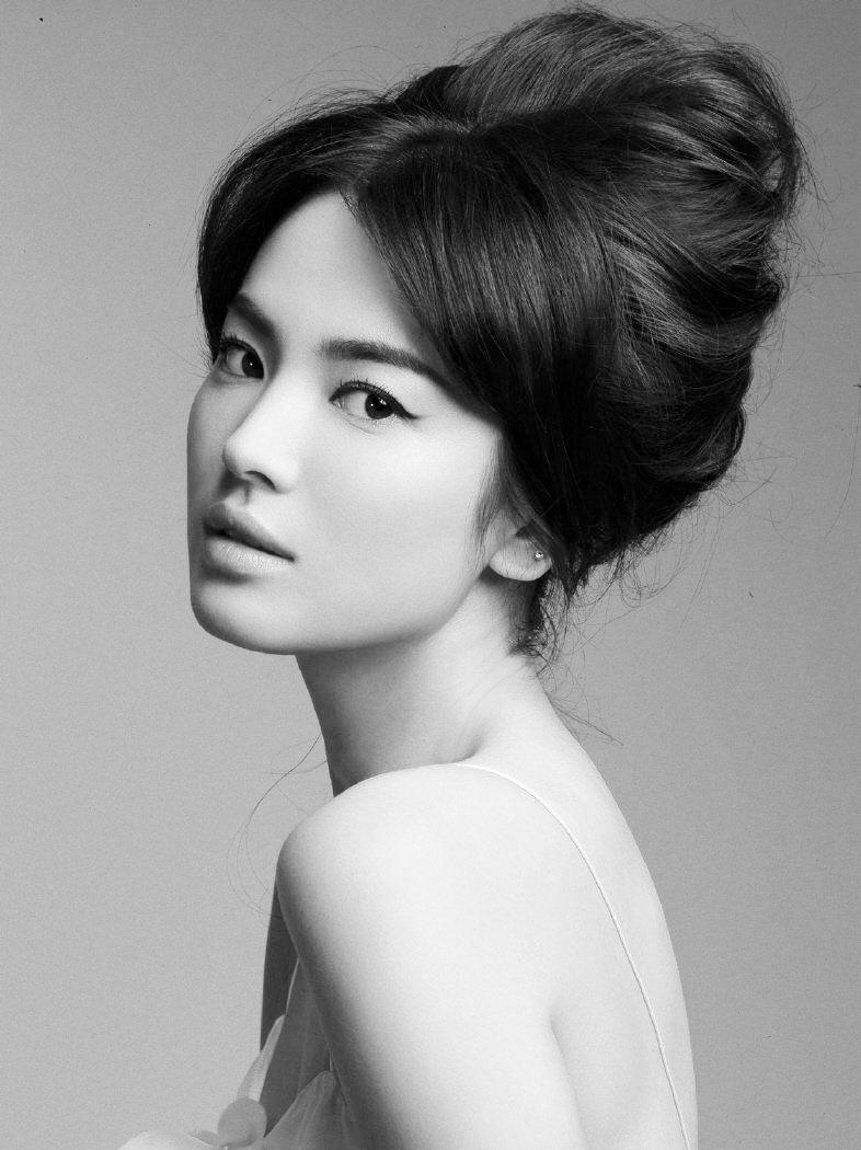 Song Hye-Kyo   Adorable Korean   Pinterest   Songs, Face and Korean