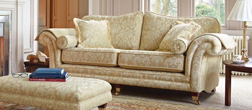 Traditional Sofa, Traditional Fabric Sofas Uk