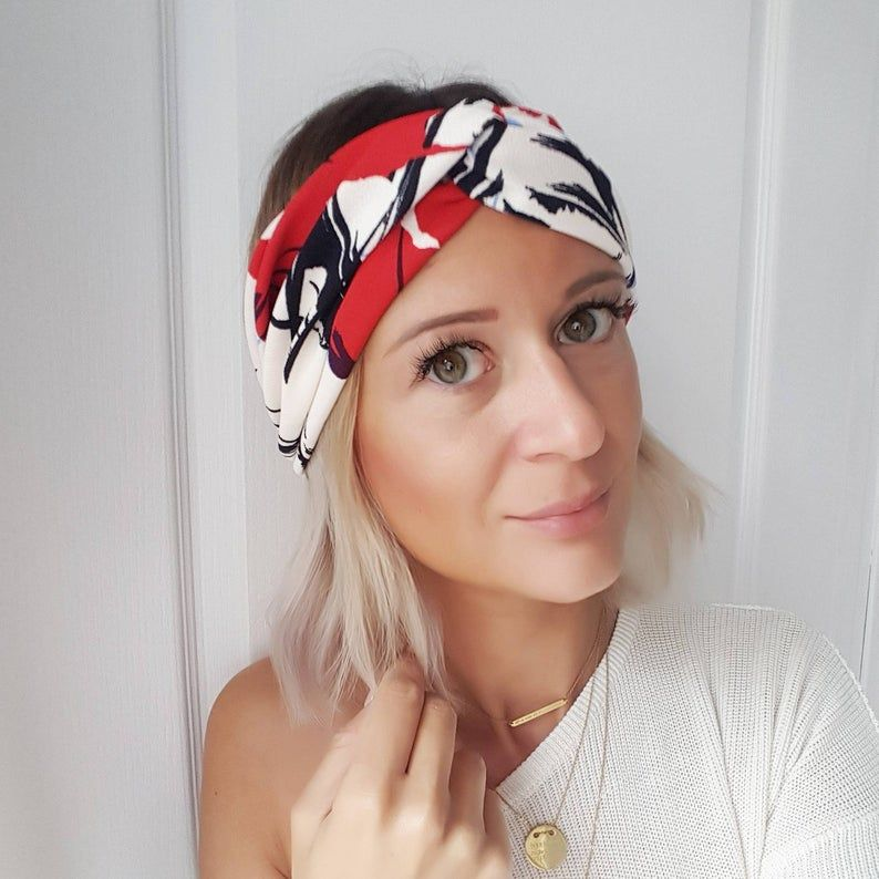 Bandeau cheveux femme