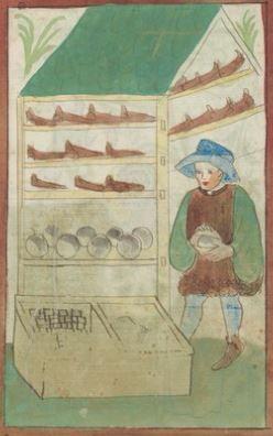 Kriegstechnik (Bilderhandschrift) Oberrhein · um 1420-1440 Ms. Rh. hist. 33b Folio 87r