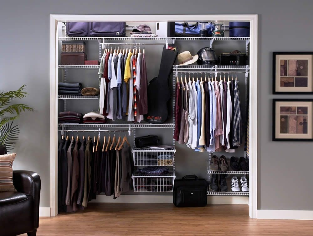 10 mandamientos para colgar ropa en el closet orden for Armarios de cuarto de bano para colgar