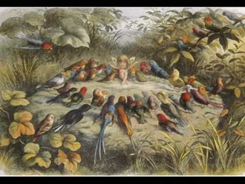 Fairies - Hadas en la pintura