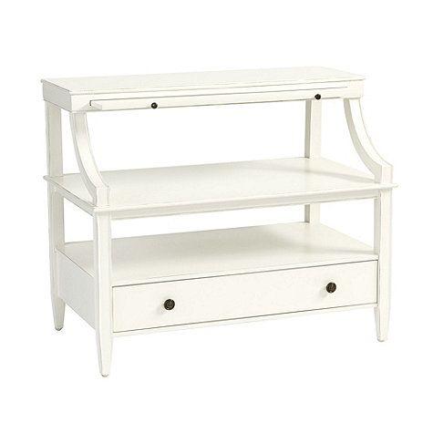 Sidney Open Side Table Ballard Designs Furniture