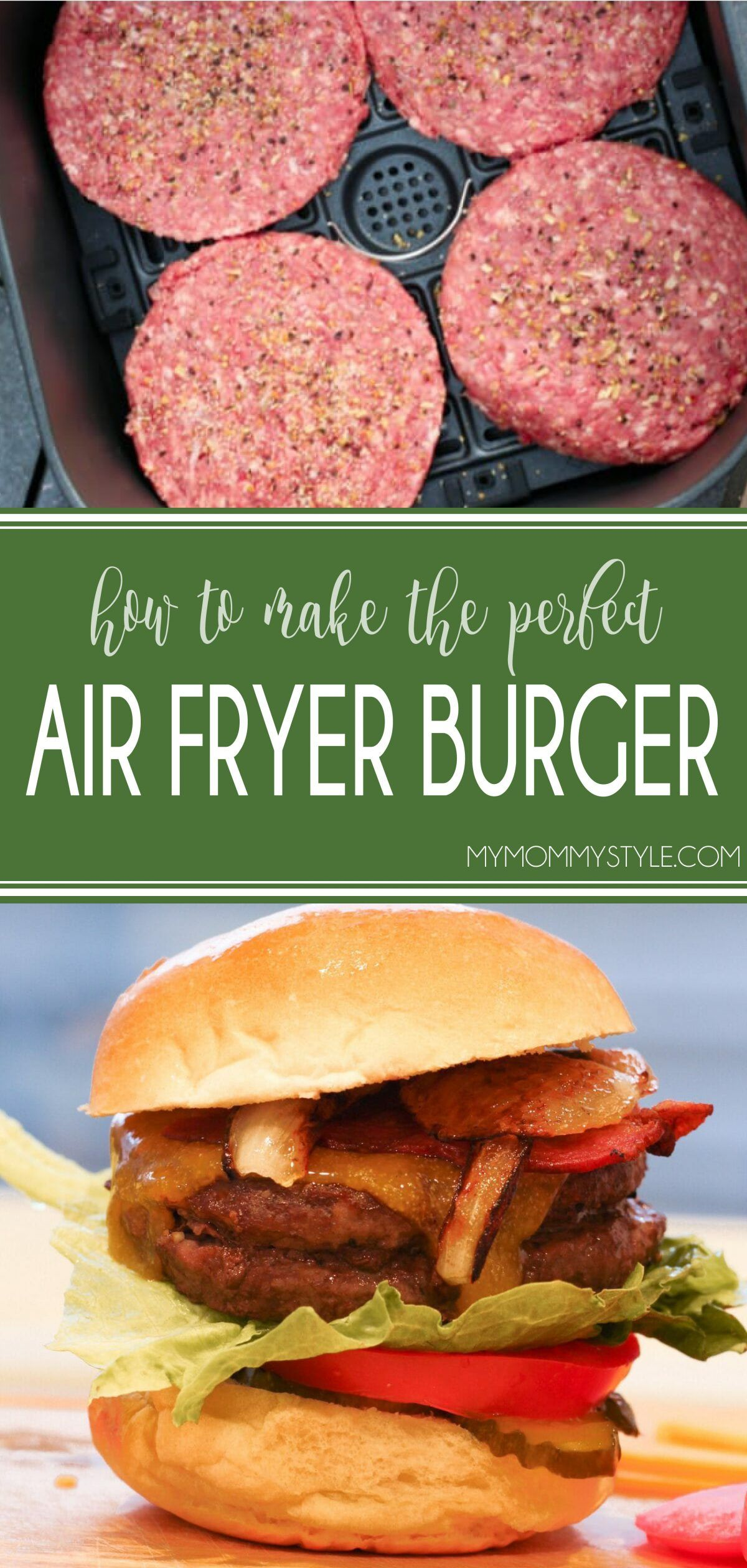 Air Fryer Burgers Recipe Everyday food, How to cook
