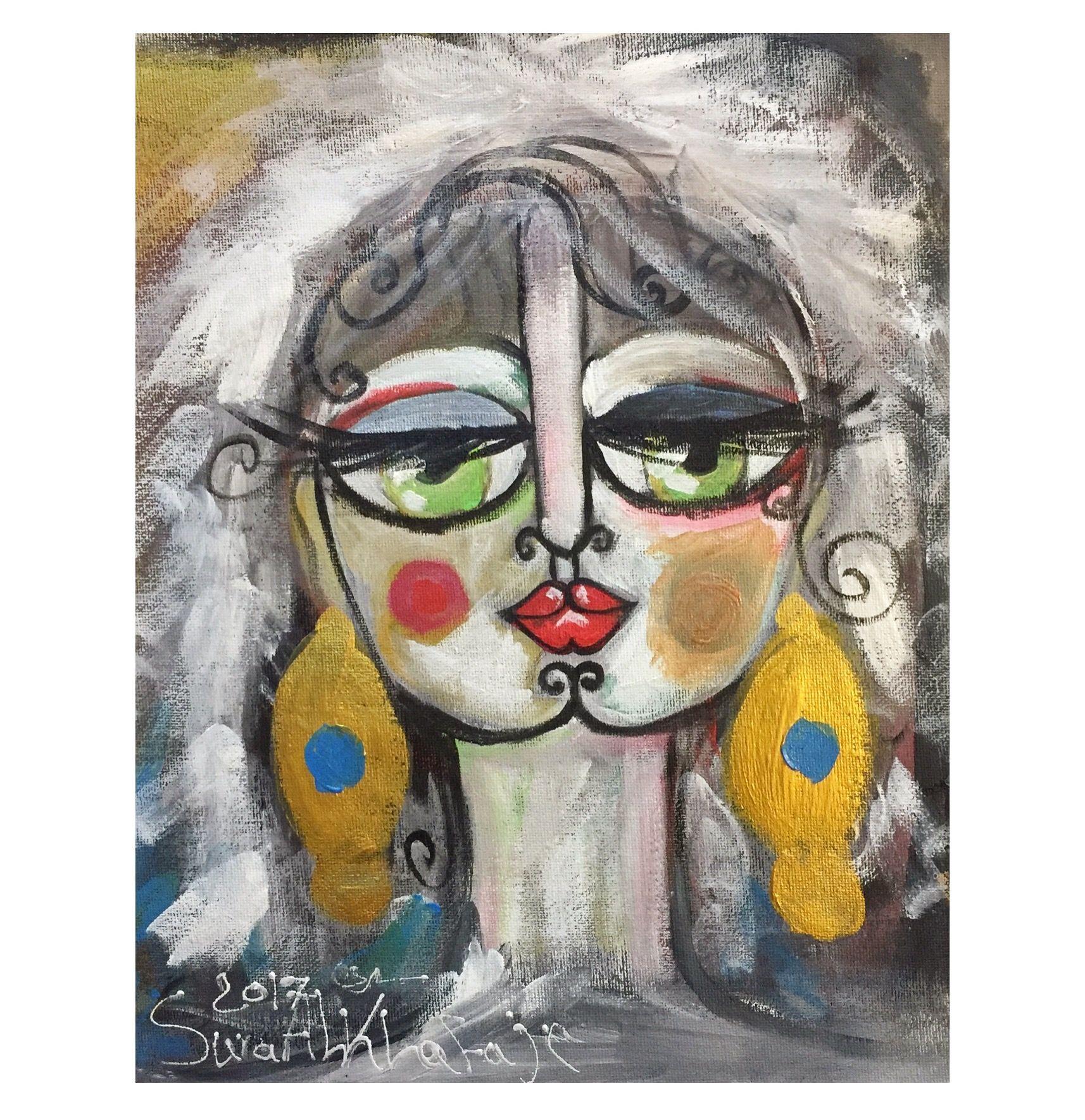 Pin On Sura Alkhafaje Paintings