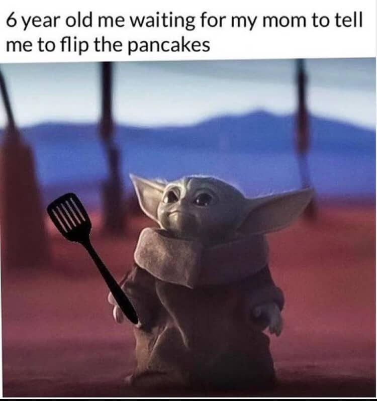 Baby Yoda GIFs und Memes für jeden Anlass