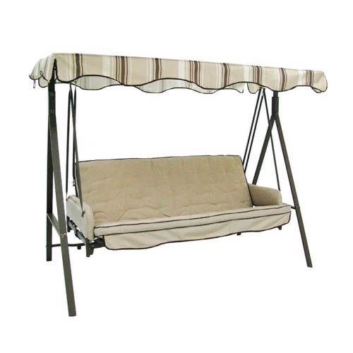 Replacement Canopy Gt 3 Person Swing Beige Replacement Canopy