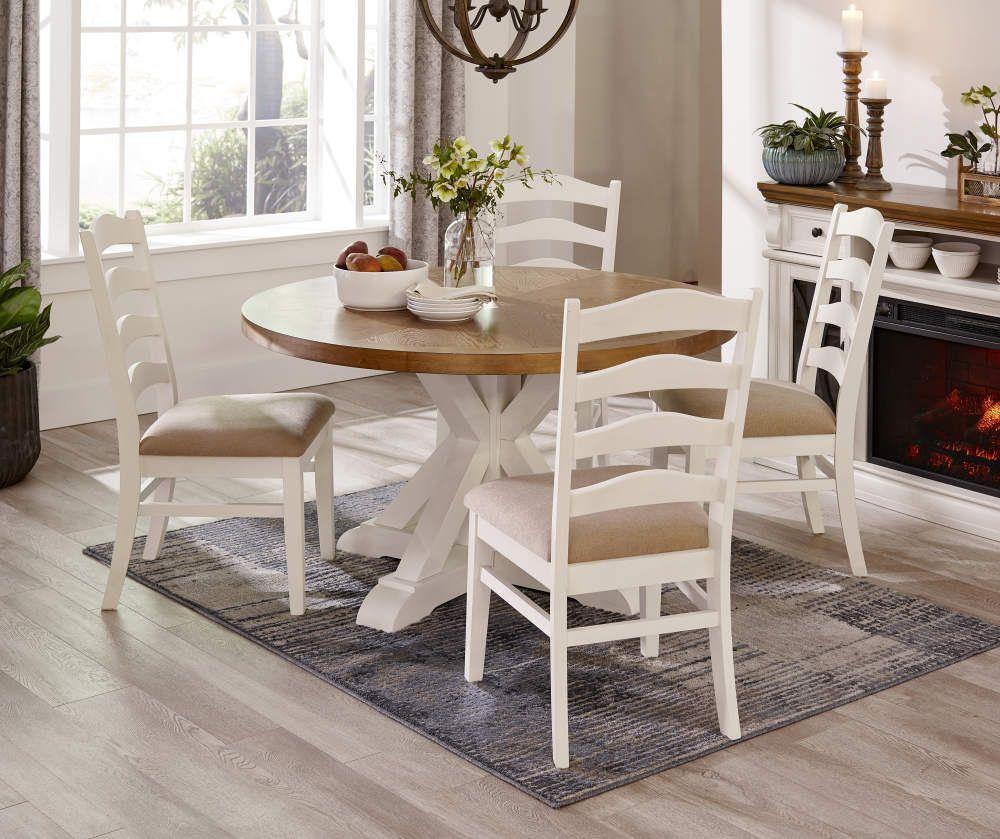 Broyhill Castillo Dining Table Big Lots In 2021 Round Dining Room Sets 5 Piece Dining Set Dining Table