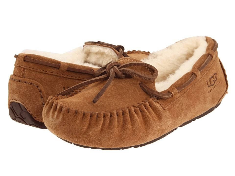 de6d36d1ee9 UGG Kids Dakota (Toddler/Little Kid/Big Kid) Kids Shoes Chestnut in ...