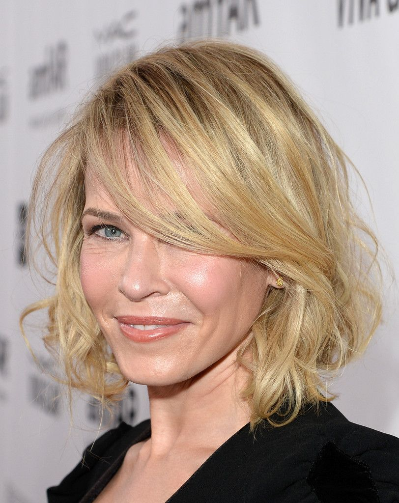 chelsea handler messy updo | romantic, the o'jays and new haircuts